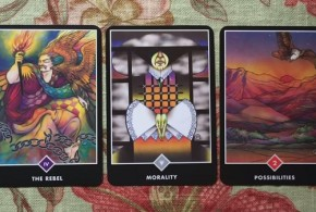 Intuitive Tarot Reading 24 July 2014