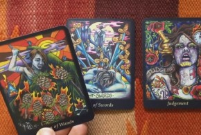 Intuitive Tarot Reading 28 July 2014
